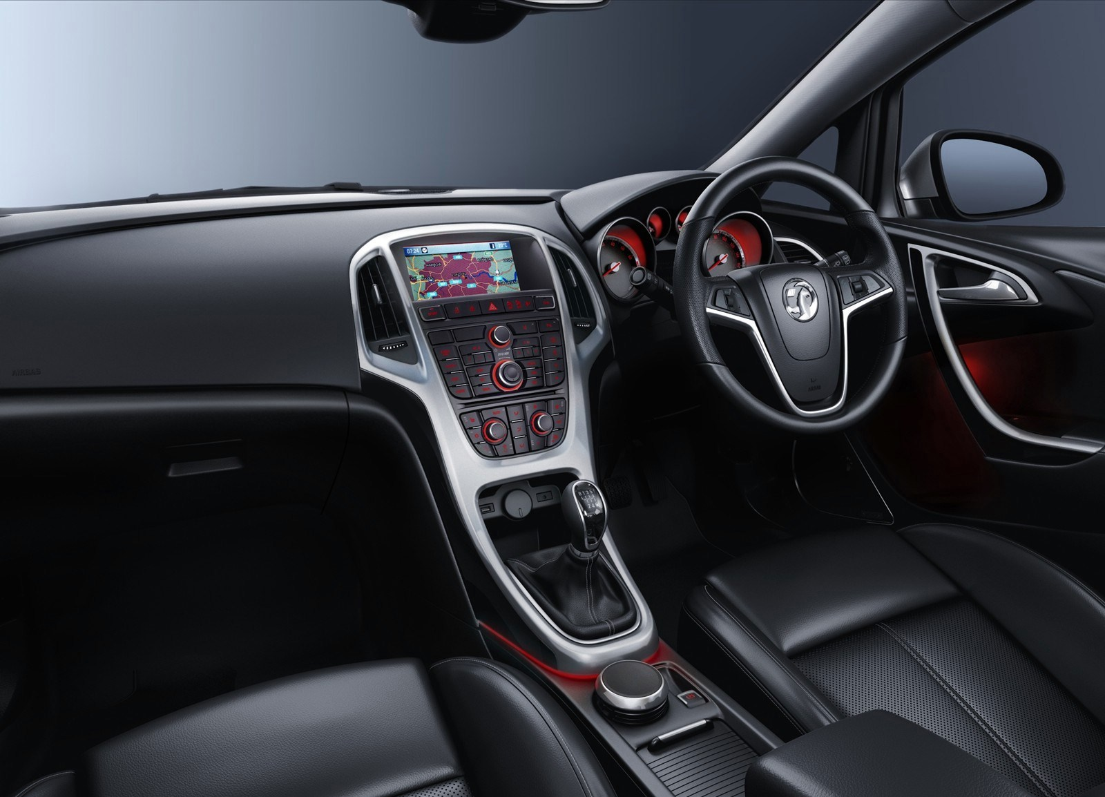 Image gallery 2011 astra interior for Interior opel astra 2017